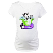 Boston Terrier TubFull Shirt