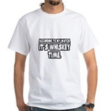 """It's Whiskey Time"" Shirt"