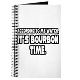 """It's Bourbon Time"" Journal"