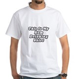 &quot;My Rum Drinking Shirt&quot; Shirt