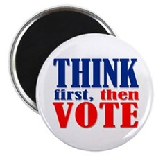 "Think First 2.25"" Magnet (10 pack)"