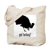 Turkey 2 Tote Bag