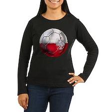 Polish Eagle Football T-Shirt