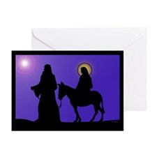 Mary & Joseph Greeting Cards (Pk of 20)