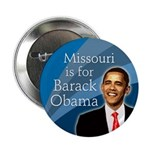 Missouri is for Barack Obama campaign button