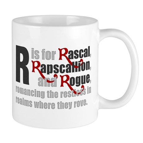 R is for Rascal Mug