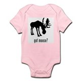Moose Onesie