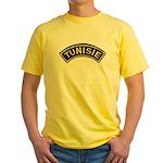 Tunisia Legion Yellow T-Shirt