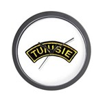 Tunisia Legion Wall Clock