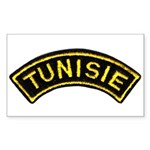 Tunisia Legion Rectangle Sticker 10 pk)