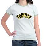 Tunisia Legion Jr. Ringer T-Shirt