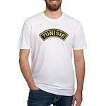 Tunisia Legion Fitted T-Shirt