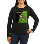 Entomologist Women's Long Sleeve Dark T-Shirt
