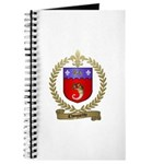 CHOQUETTE Family Crest Journal