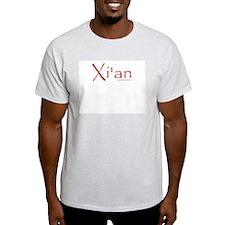 Xi'an - Ash Grey T-Shirt