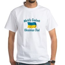 Coolest Ukrainian Dad Shirt