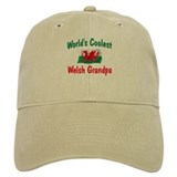 Coolest Welsh Grandpa Cap