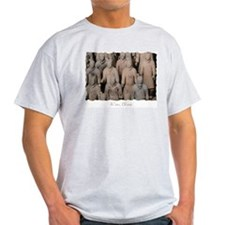 Xi'an Warriors - Ash Grey T-Shirt