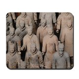 Xi'an's Terra-Cotta Warriors - Mousepad