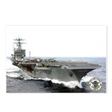 USS Carl Vinson CVN-70 Postcards (Package of 8)