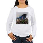 Baby Steller's Jays Women's Long Sleeve T-Shirt