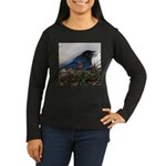 Baby Steller's Jays Women's Long Sleeve Dark T-Shi