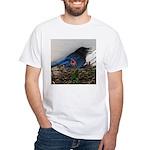 Baby Steller's Jays White T-Shirt