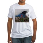 Baby Steller's Jays Fitted T-Shirt