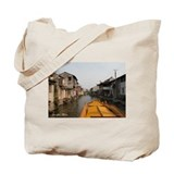 Shanghai Grand Canal - Tote Bag