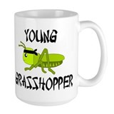 Young Grasshopper Challenge Coffee Mug