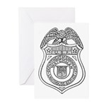 Watchman U.S.L.H.S. Greeting Cards (Pk of 10)