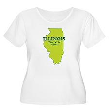 """""""Illinois"""" T-Shirt"""