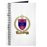 CLICHE Family Crest Journal