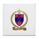 CLICHE Family Crest Tile Coaster