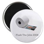 Flush The John Magnet