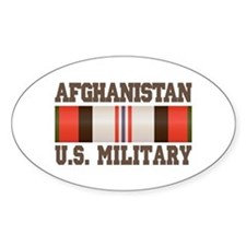 Afghanistan US Military Decal