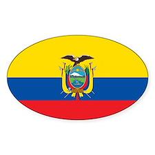 Flag of Ecuador Decal