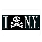 I Hate New York Postcards (Package of 8)