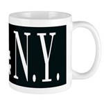 I Hate New York Mug