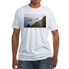 Fitted Ecola State Park T-Shirt