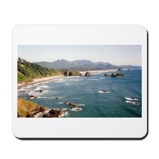Manzanita Watercolor Mousepad