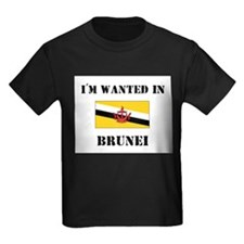 I'm Wanted In Brunei T