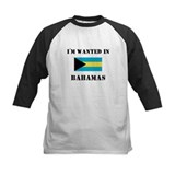 I'm Wanted In Bahamas Tee