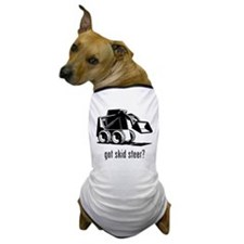 Skid Steer Dog T-Shirt