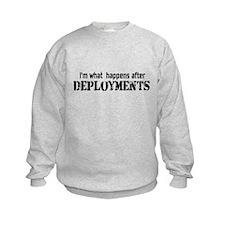 After Deployments Sweatshirt