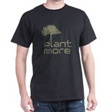 Plant More Military Green T-Shirt