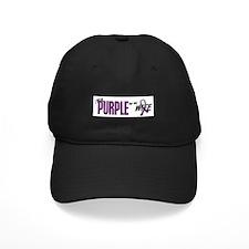 I Wear Purple For My Wife 10 Baseball Hat