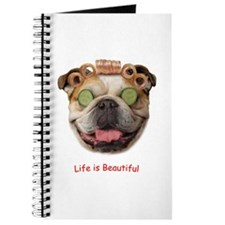 Bulldog Beauty Journal