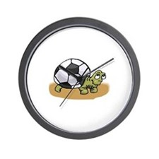 Cute Baby turtle Wall Clock