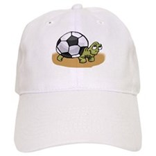 Funny Soccer baby Baseball Cap